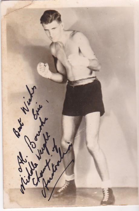 AL BOURKE 1948-1947