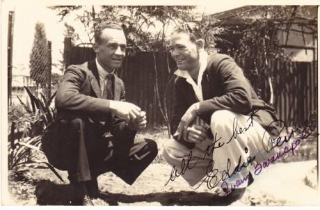 EDDIE PIERCE & IVAN SWANEPOEL