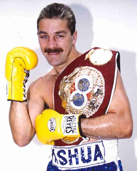 10. Brian Mitchell 2nd Title IBF Junior Lightweight Champion 13 September 1991