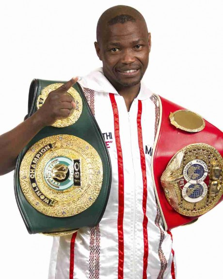 104. Nkosinathi Joyi IBF Mini Flyweight Champion 26 March 2010
