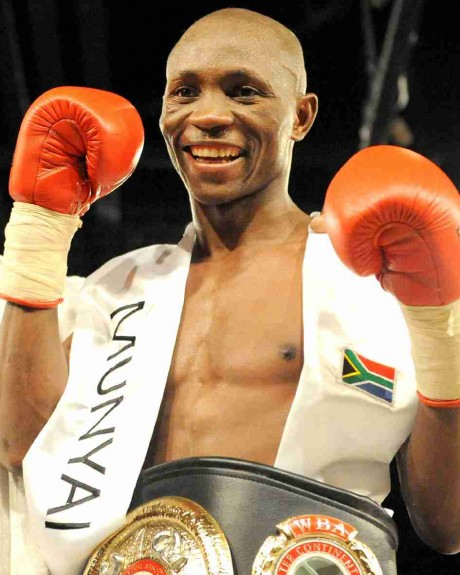 108. Tshifhiwa Munyai IBO Junior Featherweight Champion 26 March 2011