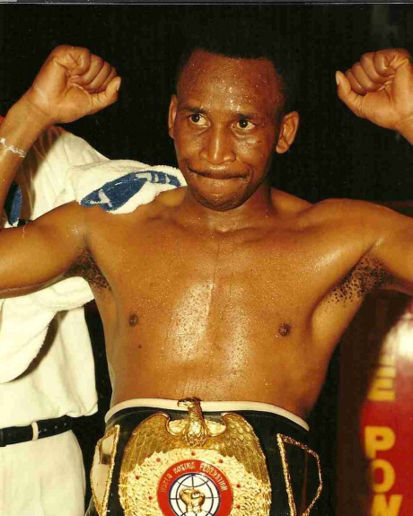 11. Ditau Molefyane WBF Junior Lightweight Champion 19 March 1993