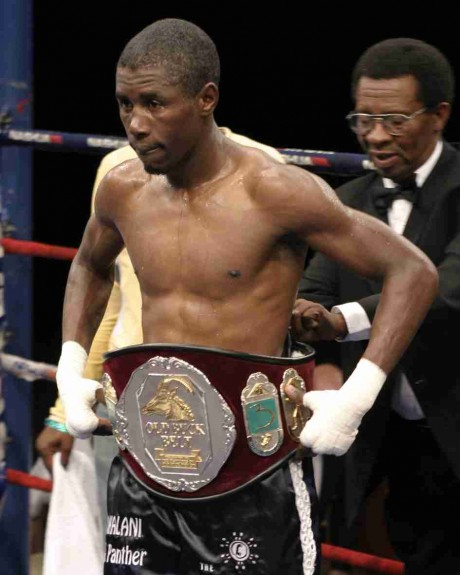 110. Takalani Ndlovu IBF Junior Featherweight Champion 26 March 2011