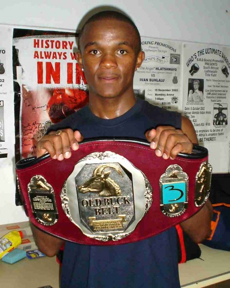 114. Malcolm Klassen WBF Junior Lightweight Champion 19 November 2011