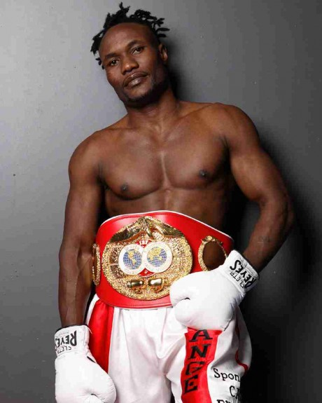 117. Lovemore Ndou WB Foundation Welterweight Champion 10 August 2012