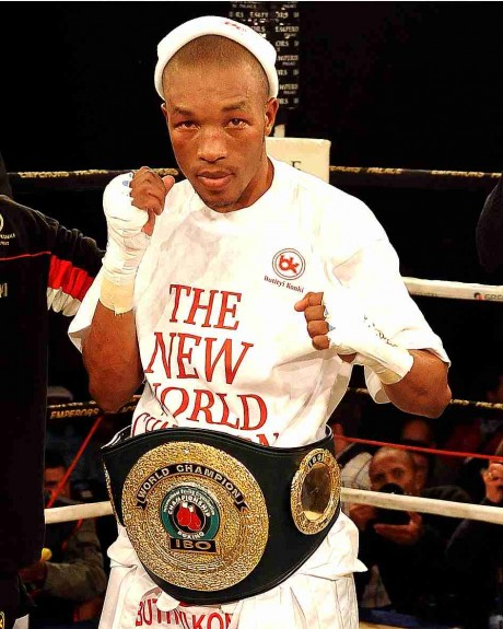 120. Simphiwe Vetyeka IBO Featherweight Champion 14 April 2013