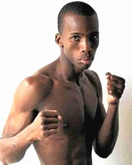 121. Thabo Sonjica IBO Junior Featherweight Champion 6 July 2013