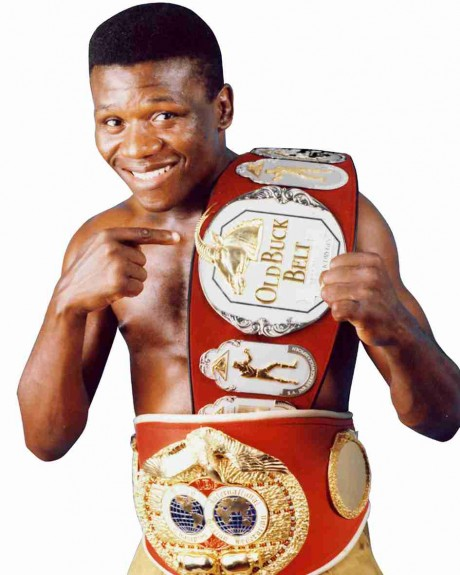 14. Vuyani Bungu IBF Junior Featherweight Champion 20 August 1994
