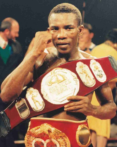 15. Mbulelo Botile IBF Bantamweight Champion 29 April 1995