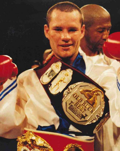 16. Phillip Holiday IBF Lightweight Champion 19 August 1995