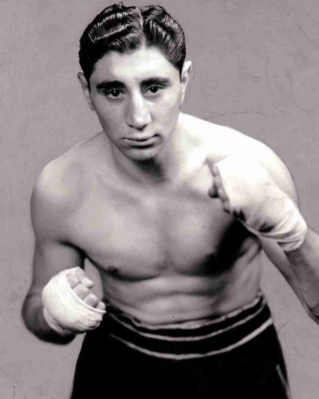 2. Vic Toweel Universal Bantamweight Champion 31 May 1950