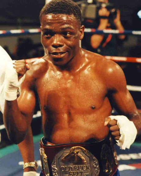 22. Sakhumzi Magxwalisa WBU Super Flyweight Champion 15 June 1996