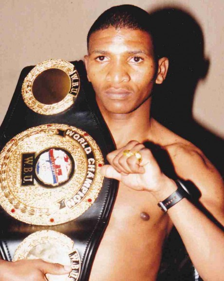 23. Mzukisi Sikali WBU Junior Flyweight Champion 8 November 1996