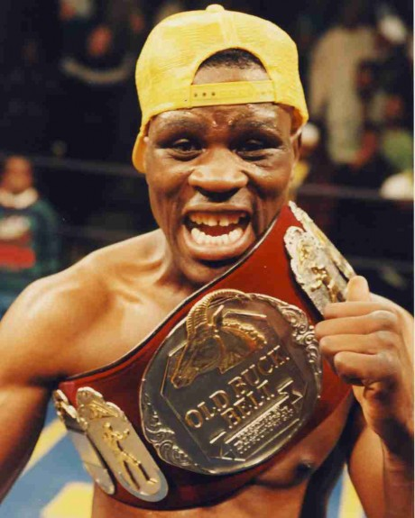 27. Peter Malinga WBU Welterweight Champion 30 July 1997