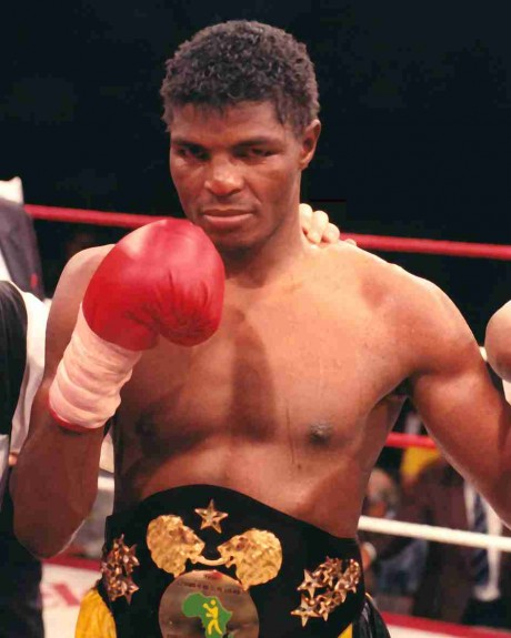 33. Thulane Sugarboy Malinga WBF Super Middleweight Champion 5 June1998