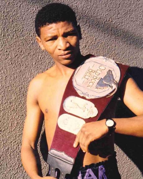 34. Mzukizi Sikali WBU Bantamweight Champion 1 August 1998