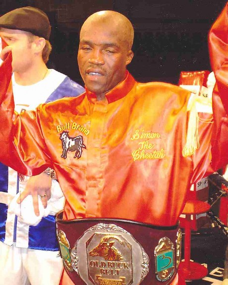 35. Simon Ramoni IBO Super Bantamweight Champion 8 August 1998
