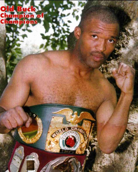 36. Mpush Makambi IBO Middleweight Champion 8 September 1998