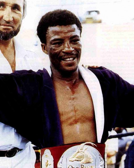 4. Peter Mathebula WBA Flyweight Champion 13 December 1980