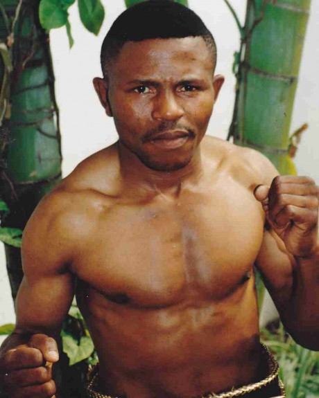 42. Wele Maqolo IBF Mini Flyweight Champion 27 December 1997