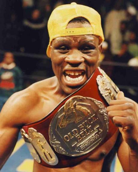 44. Peter Malinga IBO Welterweight Champion 22 October 1999