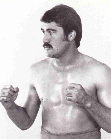 5. Gerrie Coetzee WBA Heavyweight Champion 23 September 1983
