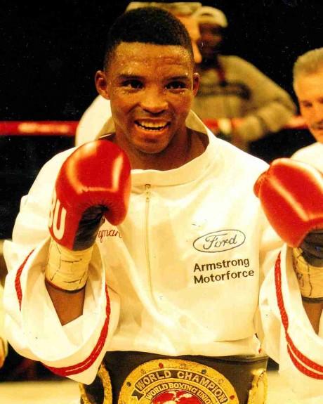 50. Jan Bergman WBU Welterweight Champion 2 June 2001