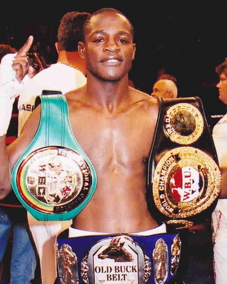 52. Phillip Ndou WBU Junior Lightweight Champion 25 July 2001