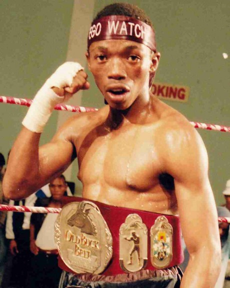 55. Mhikiza Meyekeni IBO Junior Flyweight Champion17 April 2002
