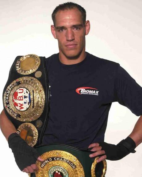 61. Sabastiaan Rothmann IBO Cruiserweight Champion 26 October 2002