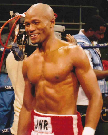 65. Samuel Malinga WBF Junior Welterweight Champion 26 July 2003
