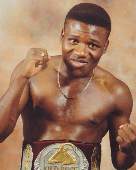 66. Vuyani Bungu IBO Featherweight Champion 7 February 2004