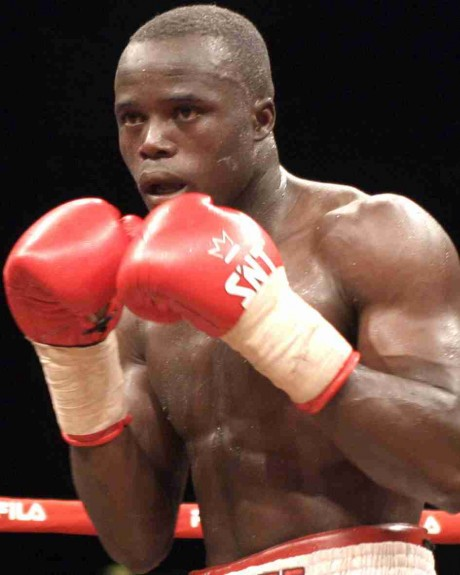 69. Isaac Hlatswayo IBO Lightweight Champion 31 August 2005
