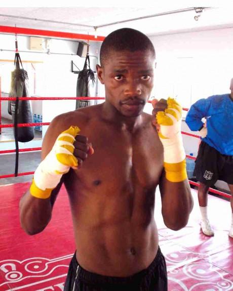 73. Nkosinathi Joyi IBO Sraweight Champion 3 November 2006
