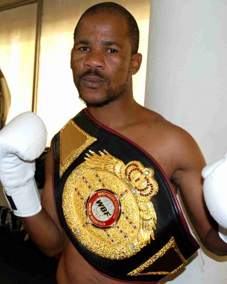 75. Simphiwi Nongqayi WB Foundation Junior Bantamweight Champion 15 December 2006