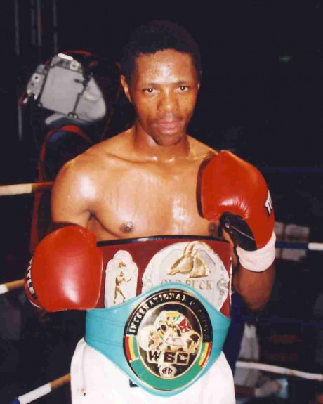 79. Mzonke Fana IBF Junior Lightweight Champion 20 April 2007