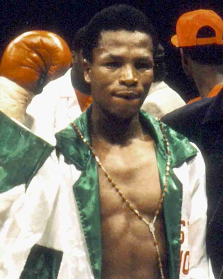8. Welcome Ncita IBF Junior Featherweight Champion 10 March 1990