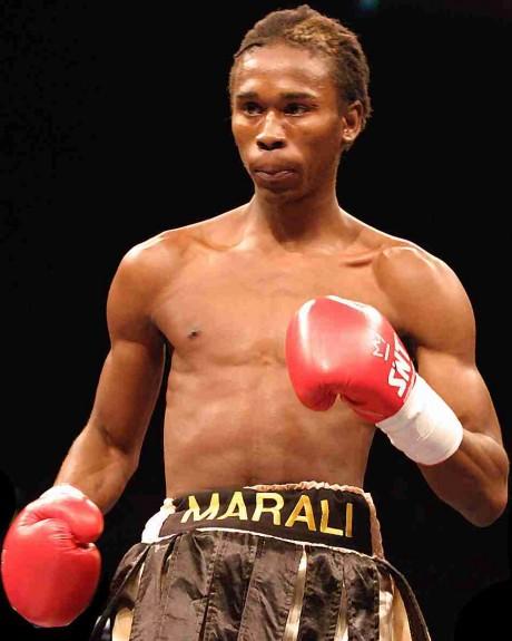 84. Zolani Marali WB Foundation Junior Lightweight Champion 2 November 2007
