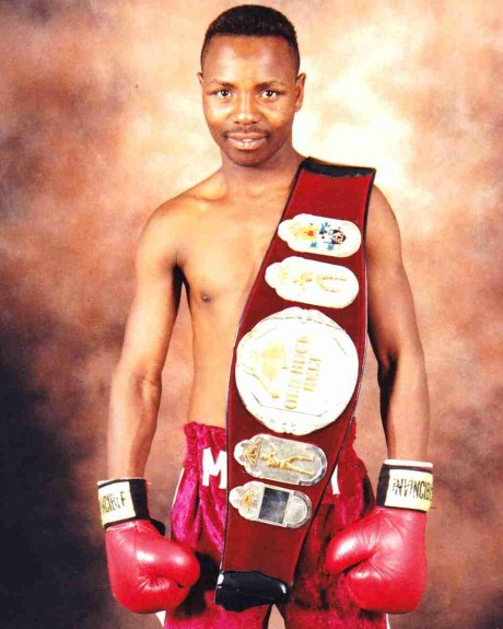 88. Zolile Mbityi IBO Super Flyweight Champion 31 May 2008