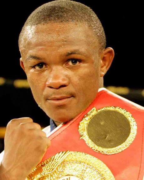 95. Malcolm Klassen IBF Junior Lightweight Champion 18 April 2009