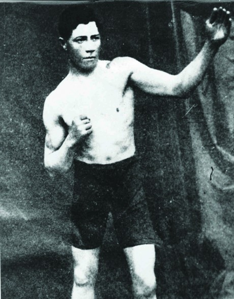ARTHUR DOUGLAS 69 wins 28 lost 14 draws boxed 1902 – 1922