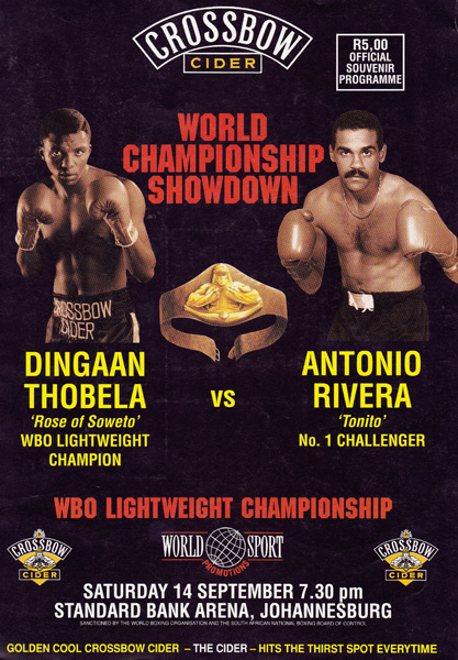DINGAAN THOBELA VS ANTONIO RIVERA 14 SEPT