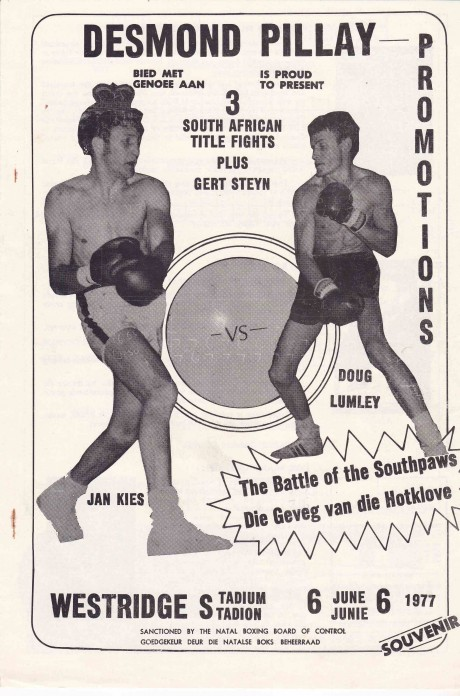 DOUG LUMLEY VS JAN KIES