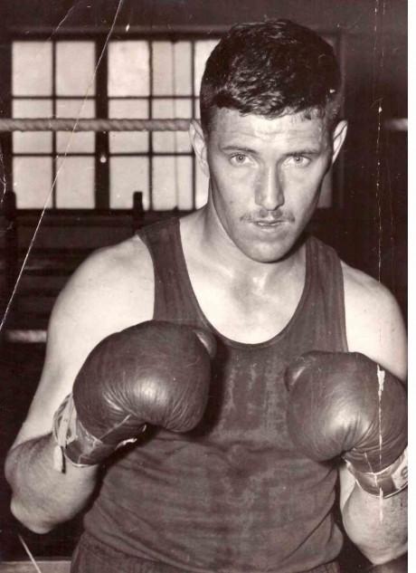 Daan Bekker bronze medalist 1956