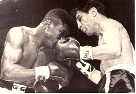Emile Griffith vs Willie Toweel