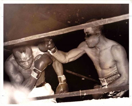 JOE LOUIS VS JERSEY JOE WALCOTT 1ST FIGHT FIGHT