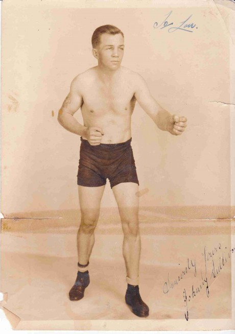 JOHNNY SULLIVAN