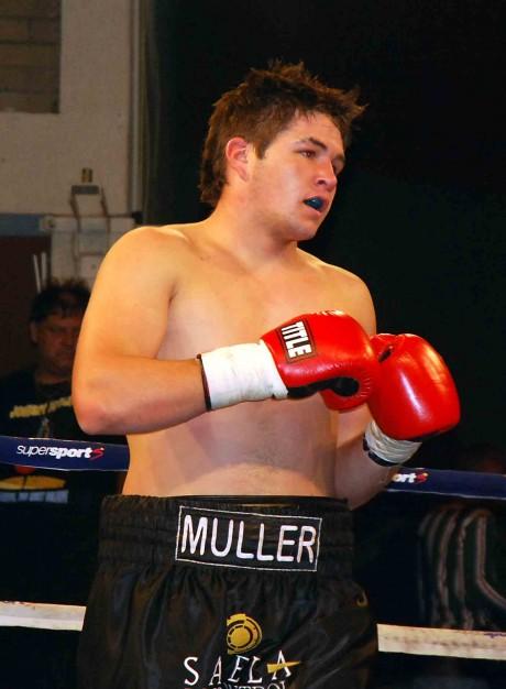 Johnny Muller