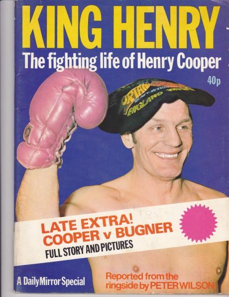 KING HENRY COOPER