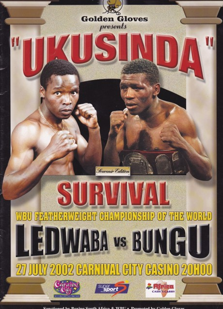 LEDWABA VS BUNGU
